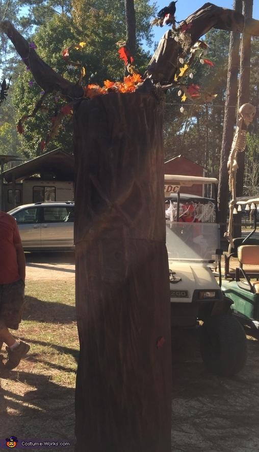 Haunted tree, Haunted Tree Costume