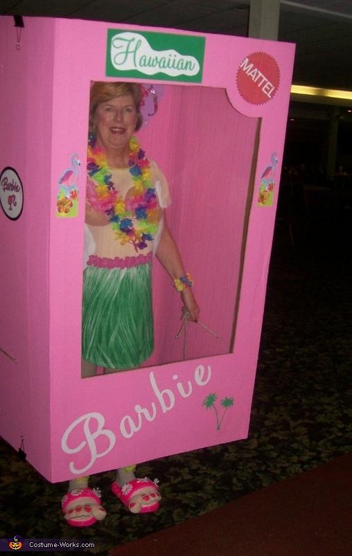 Hawaiian Barbie Costume