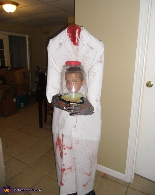 Headless Costume