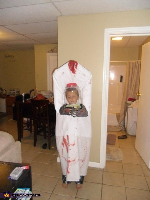 DIY Headless Costume