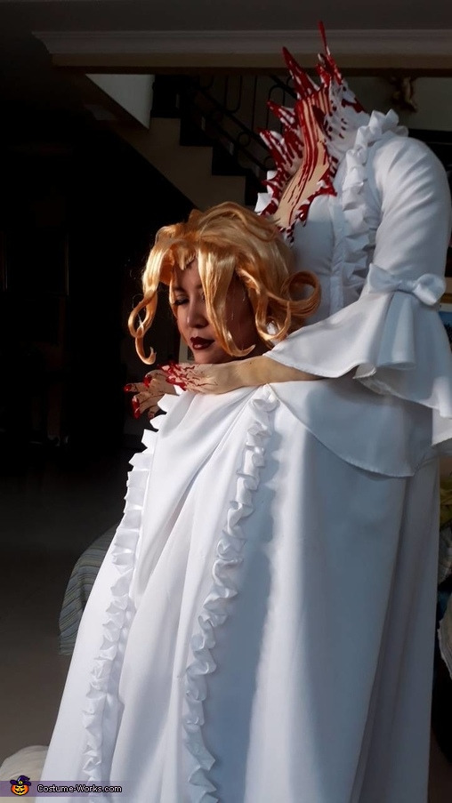 Finised., Headless Bride Costume
