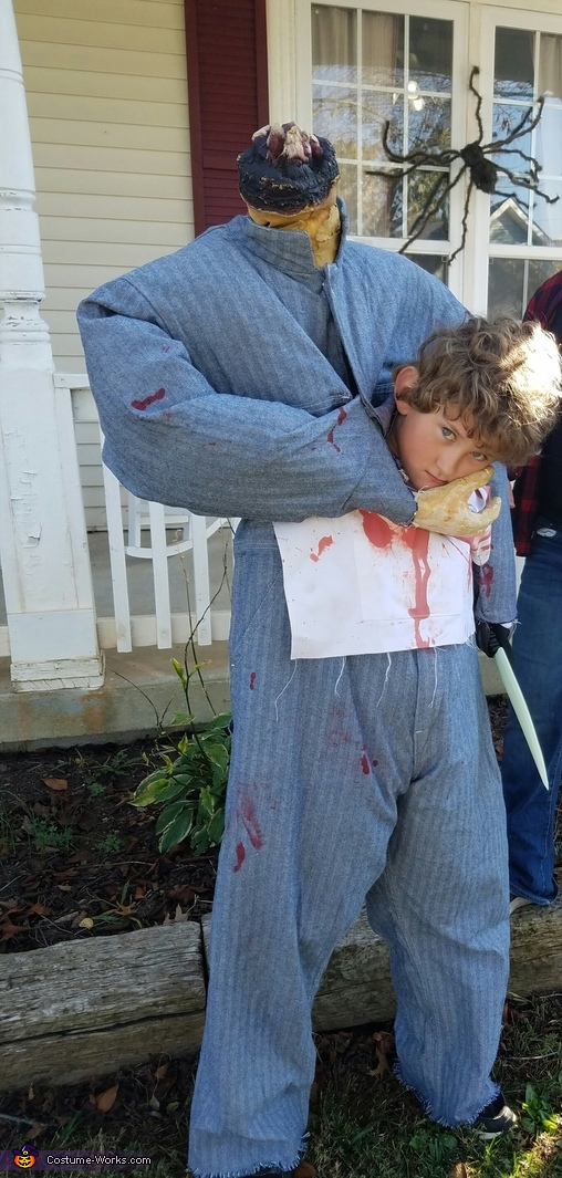 Headless Butcher Costume