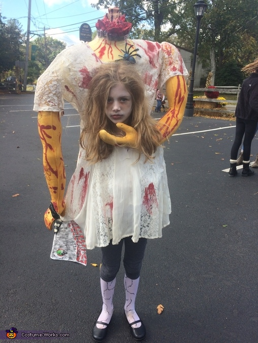 Headless Child Costume