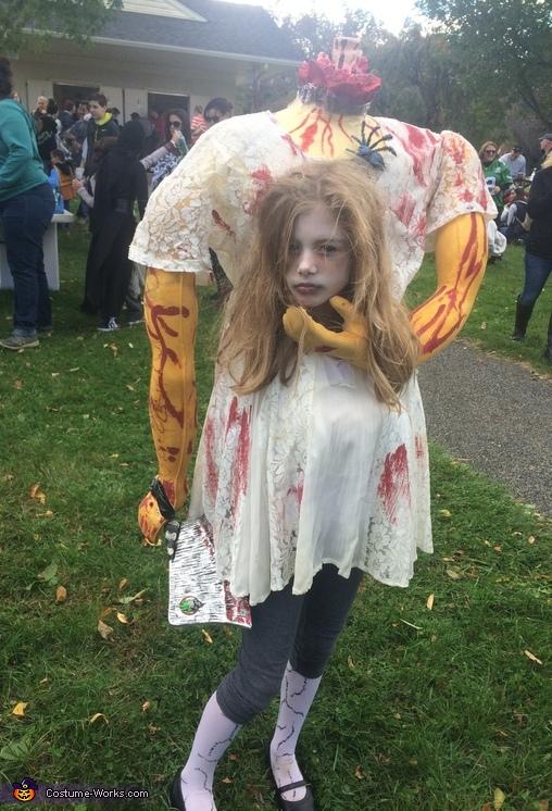 Headless Child Costume