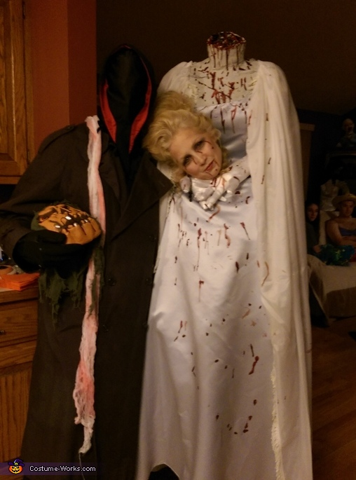 Headless Couple Costume