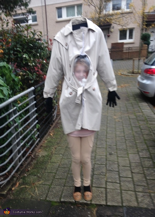 Headless Girl Costume