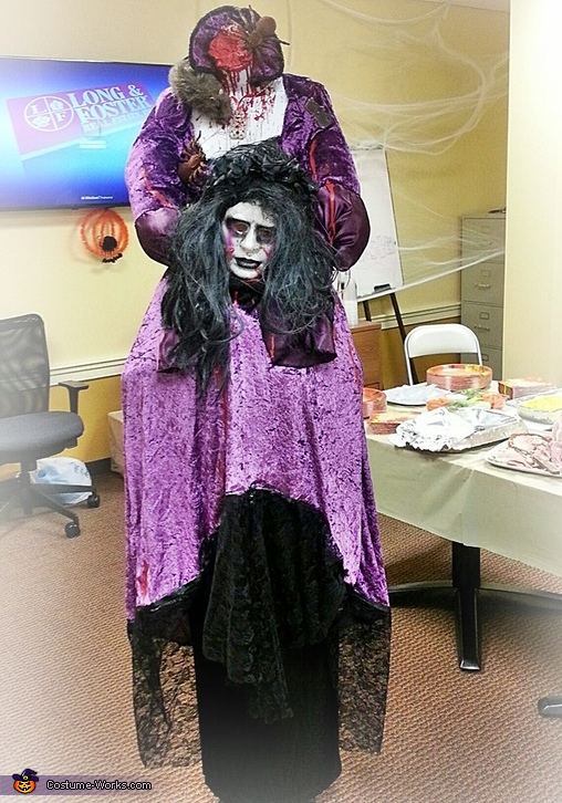 Headless Hag Costume