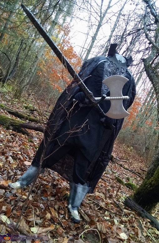 The Headless Horseman of Sleepy Hollow, The Headless Horseman of Sleepy Hollow Costume