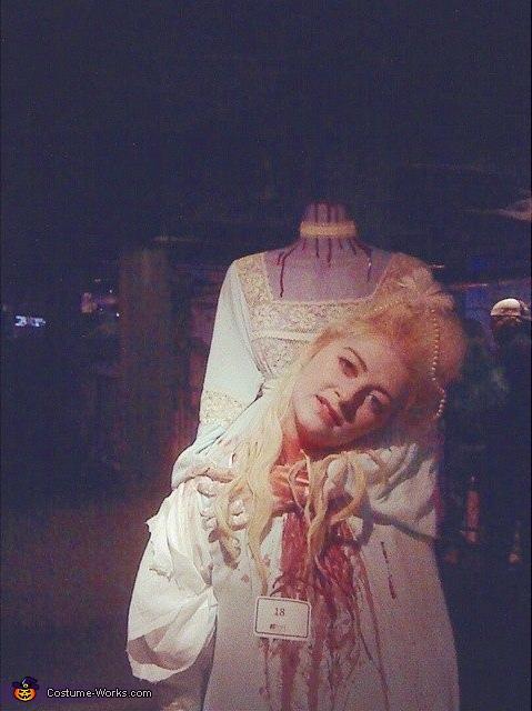 Headless Marie Antoinette Costume