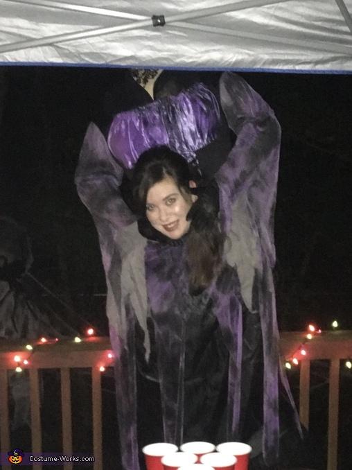 Headless Woman Costume