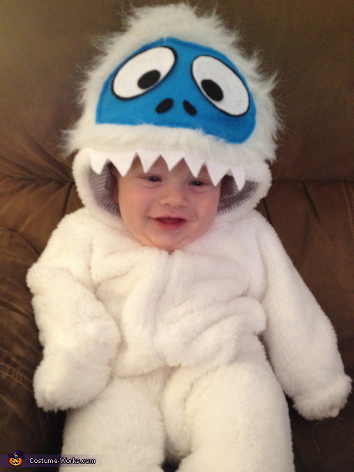 Baby Bumbles Snow Monster, The Heat Miser, the Snow Miser and baby Bumble Snow Monster Costume