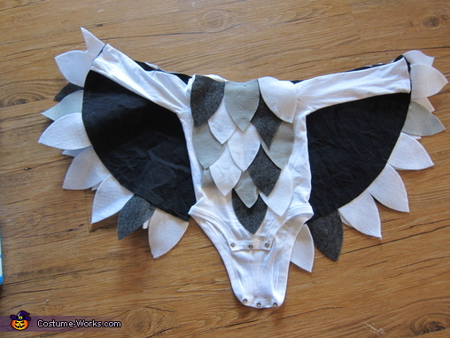 Wingspan, Hedwig the Baby Owl Costume