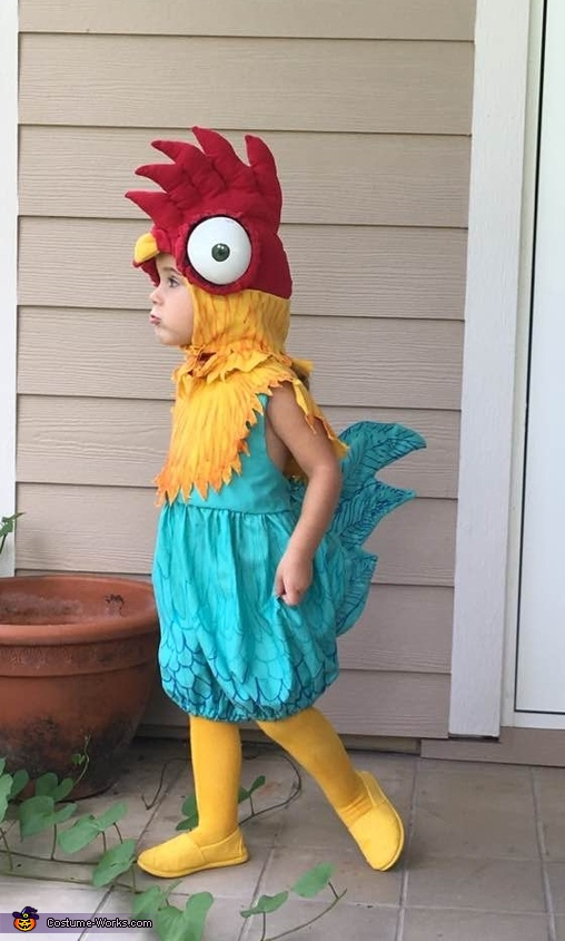 Hei Hei Rooster Costume & Hei Hei Rooster from Moana Costume