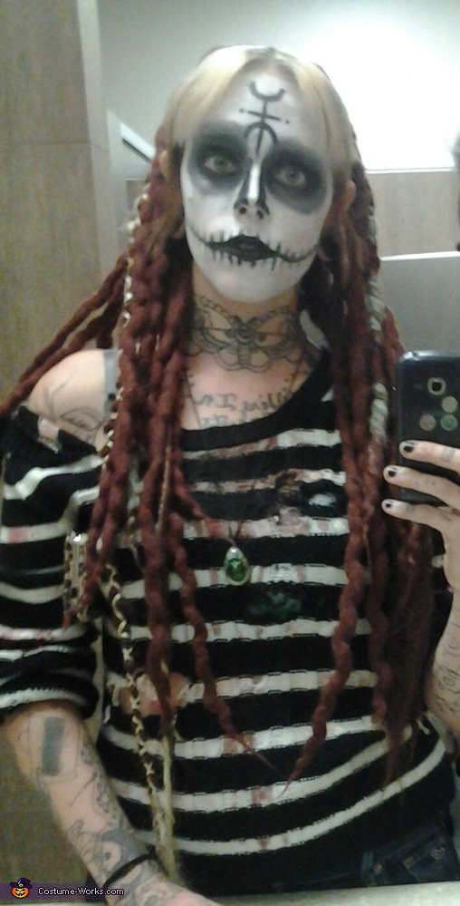 Heidi Lords of Salem Costume