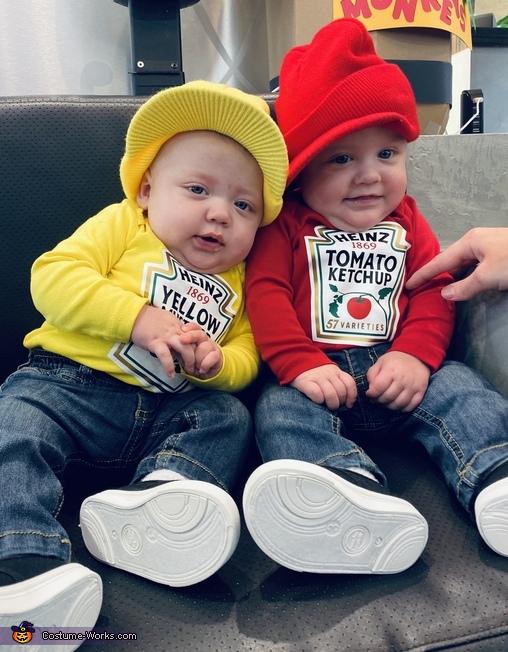 Heinz Brothers Costume