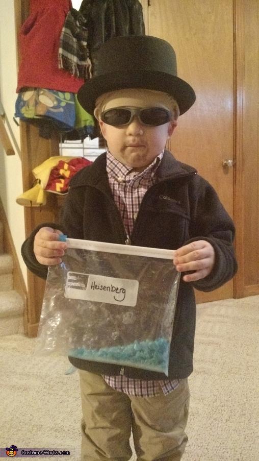 Heisenberg Costume