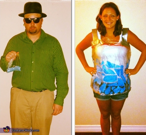 Heisenberg and his Product Couple's Costume