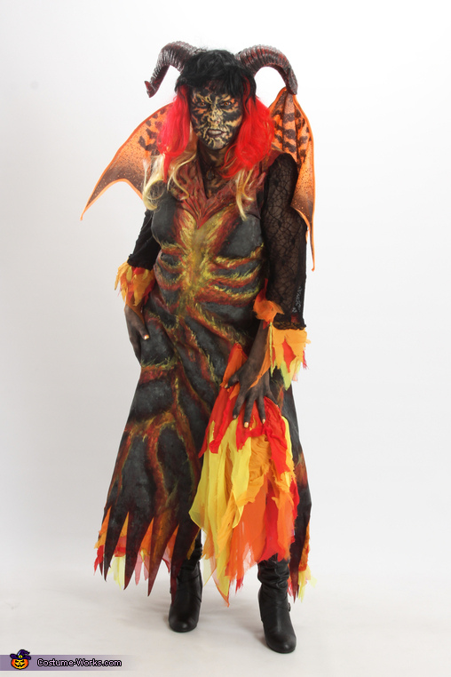 Hellion Demon Costume