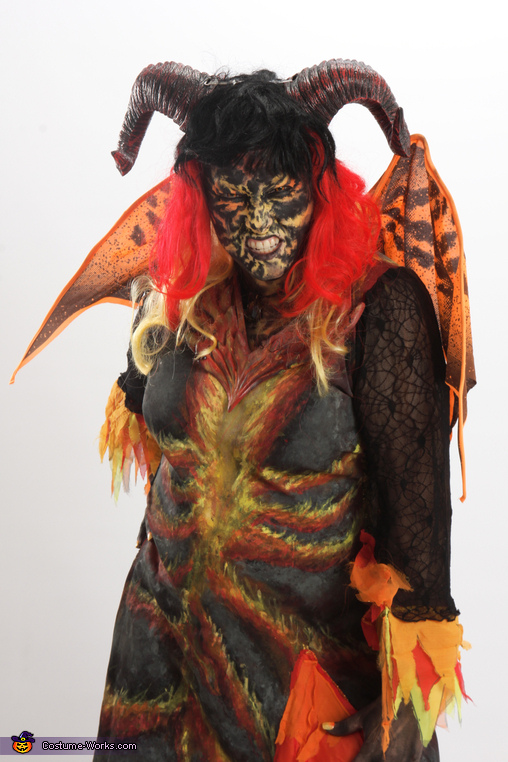 Sexy as Hell, Hellion Demon Costume