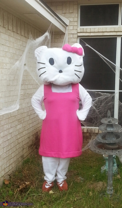 Hello Kitty Costume