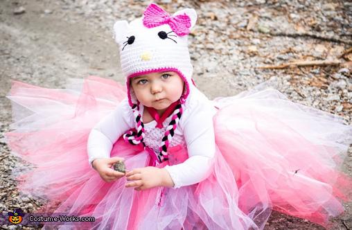 Hello Kitty Baby Costume