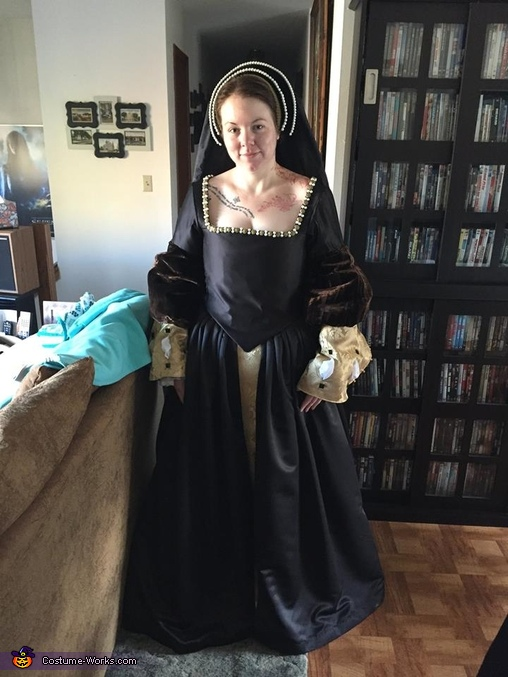 Henry VIII and Anne Boleyn Homemade Costume