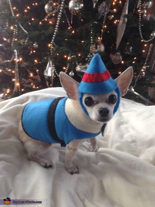 Herbie Costume