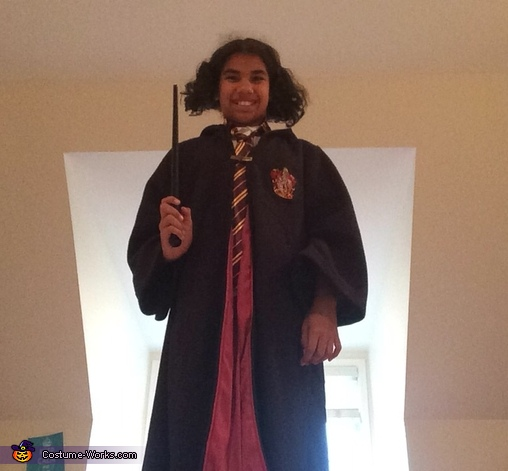Hermione from Harry Potter Costume