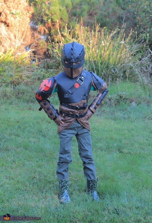 Hiccup the Dragon Trainer Costume