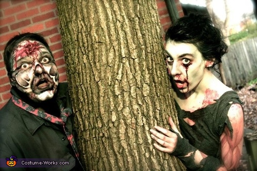 Hide and Seek Zombies Costume