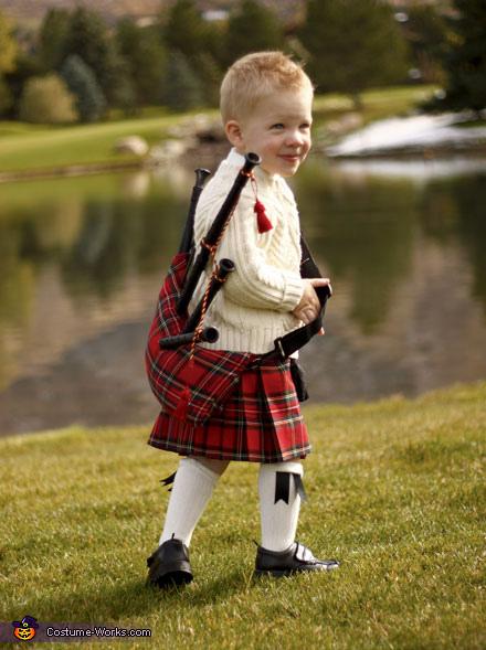 Halloween Costumes Scotland