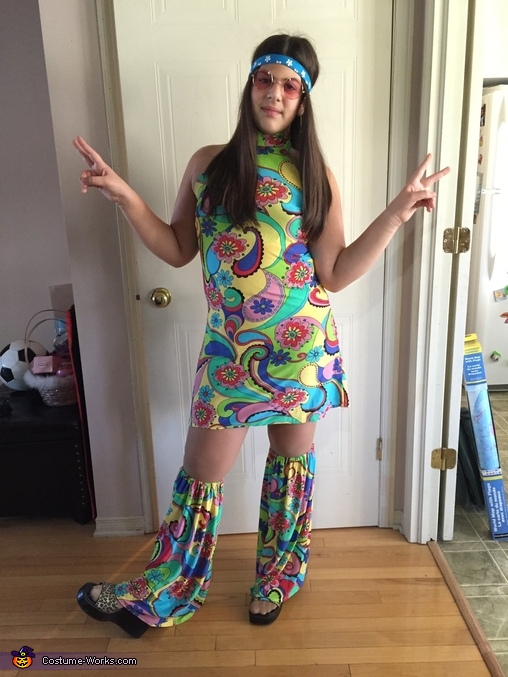 Hippie Costume