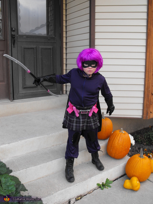 Hit Girl Costume