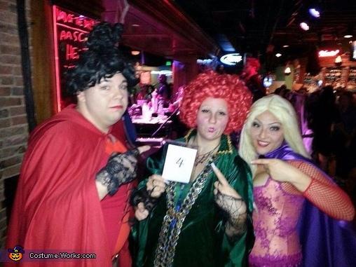 Hocus Pocus Halloween Costume Idea