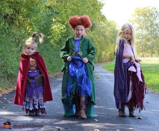 Hocus Pocus, Hocus Pocus Costume