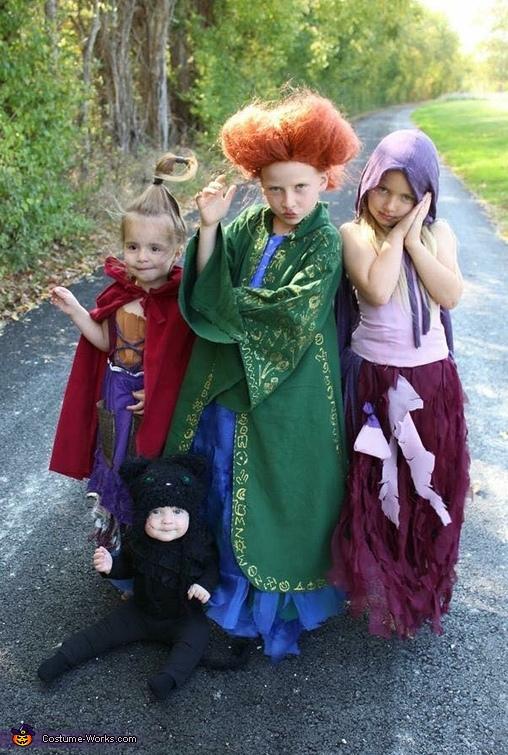 Hocus Pocus Costume