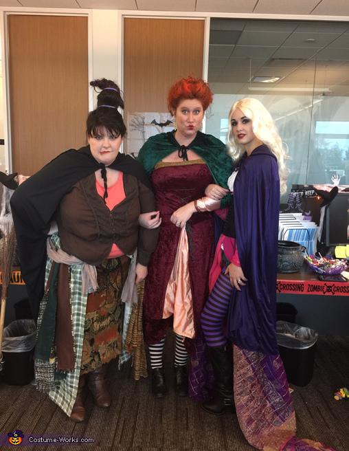 Sisters, Hocus Pocus Costume