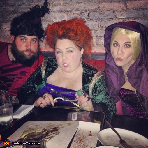 Hocus Pocus Halloween Costume