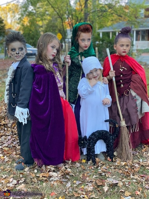 It's Just a Bunch of Hocus Pocus! Costume