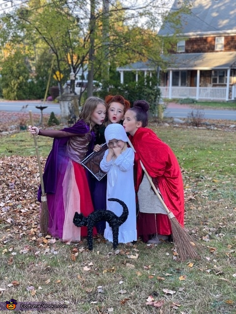 I Smell Children!, It's Just a Bunch of Hocus Pocus! Costume