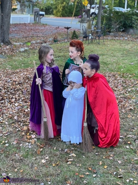 Shut up you idiots!, It's Just a Bunch of Hocus Pocus! Costume