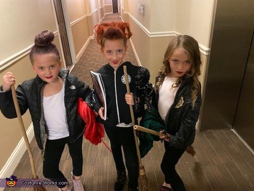 Sanderson, Next Generation, It's Just a Bunch of Hocus Pocus! Costume
