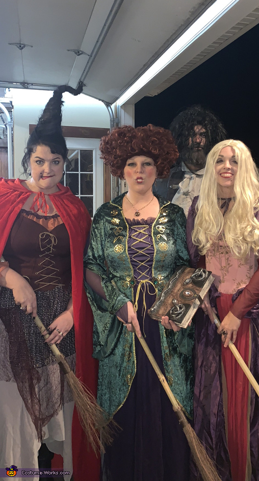 Just a bunch of Hocus Pocus, Hocus Pocus Costume