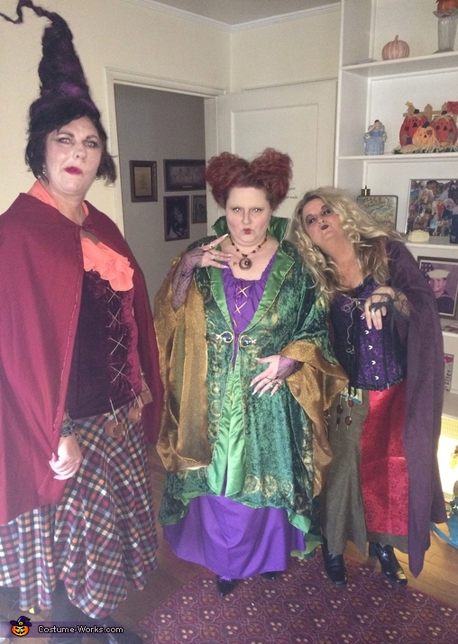 Hocus Pocus Group Costume