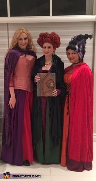 Hocus Pocus Sanderson Sisters & Co. Costume