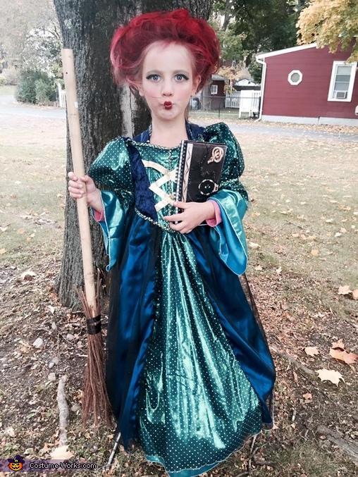 Hocus Pocus Winnifred Sanderson Costume