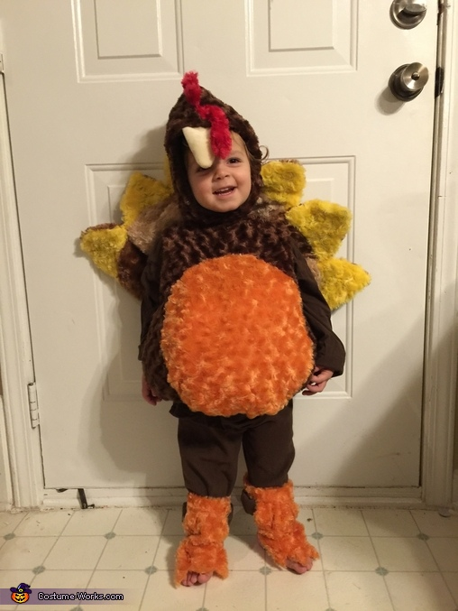 Turkey , Holiday Family Costume