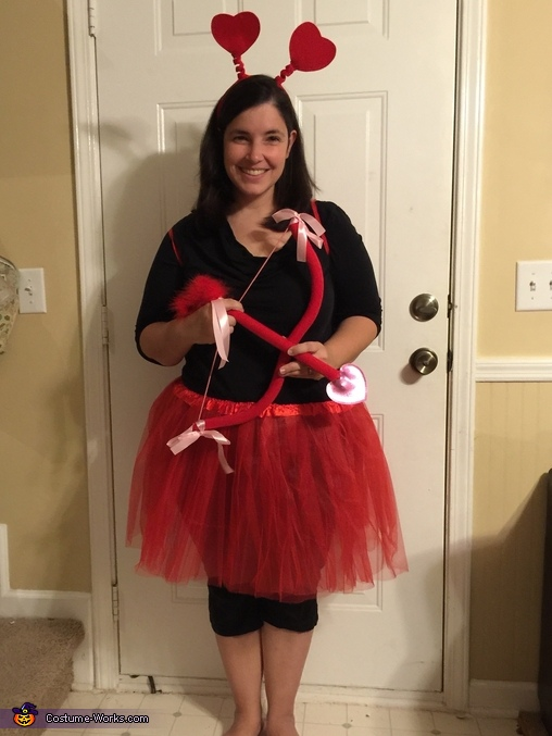 Cupid, Holiday Family Costume