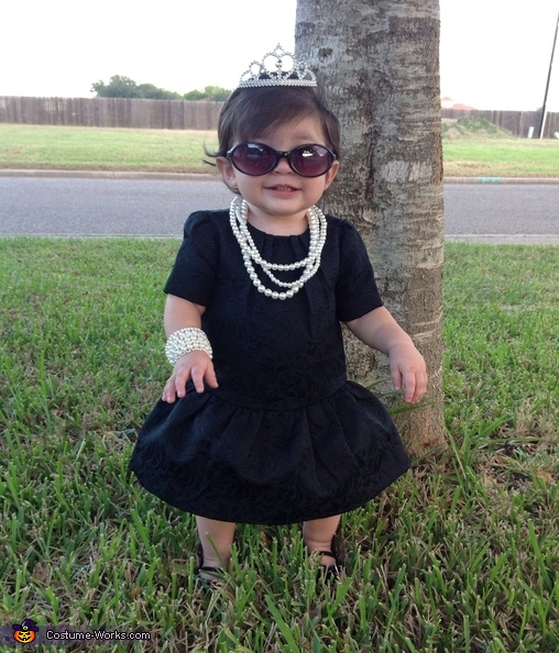 Holly Golightly from Breakfast at Tiffany's Baby Costume