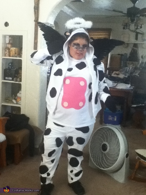 Holy Cow! Costume